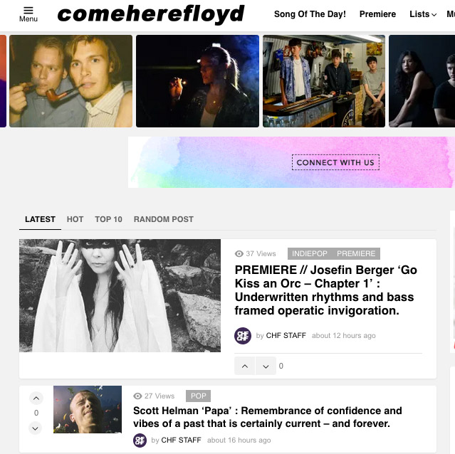 Premiere of Go Kiss an Orc – Chapter 1 at comeherefloyd